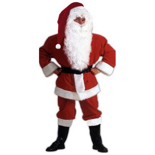 Déguisement père Noël Americain XXXL