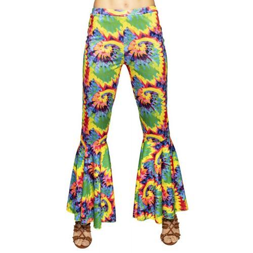 Pantalon femme hippie