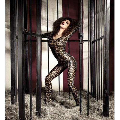 Body léopard brun