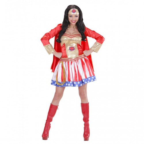 Super héroïne