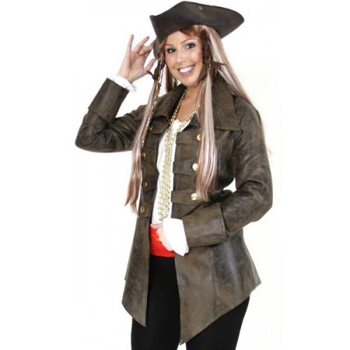 Veste pirate femme