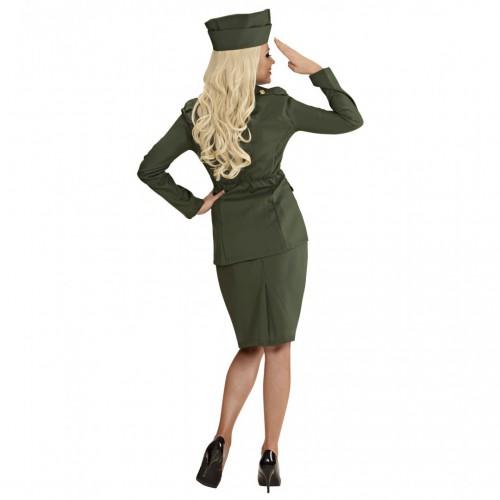 Femme soldat