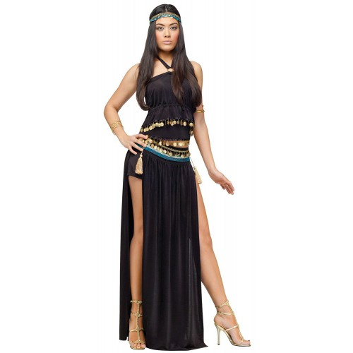 Déguisement danseuse du Nil