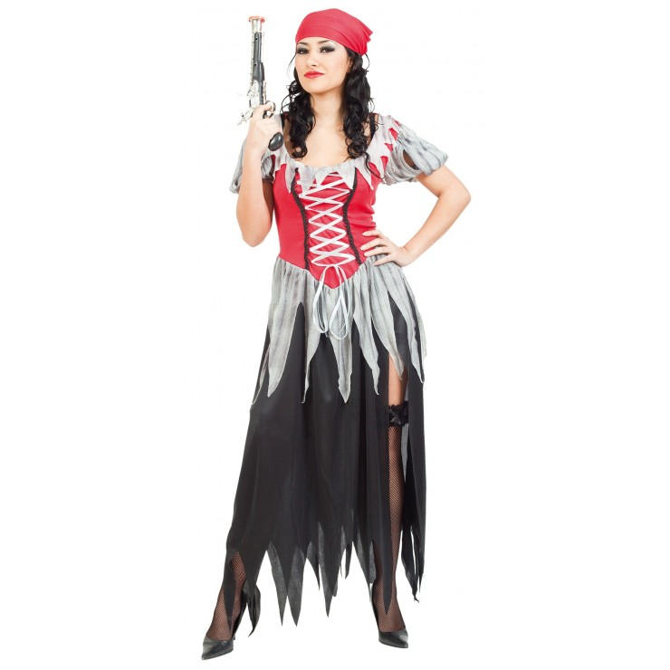 Costume femme corsaire