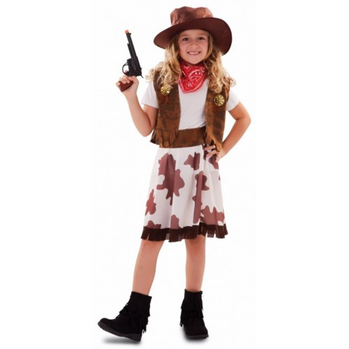 Costume cowgirl enfant