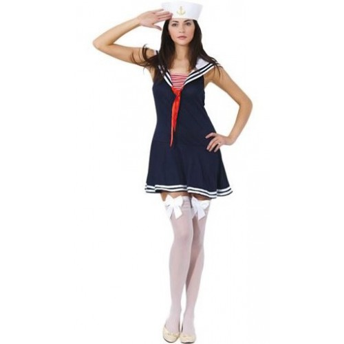 Costume femme marin