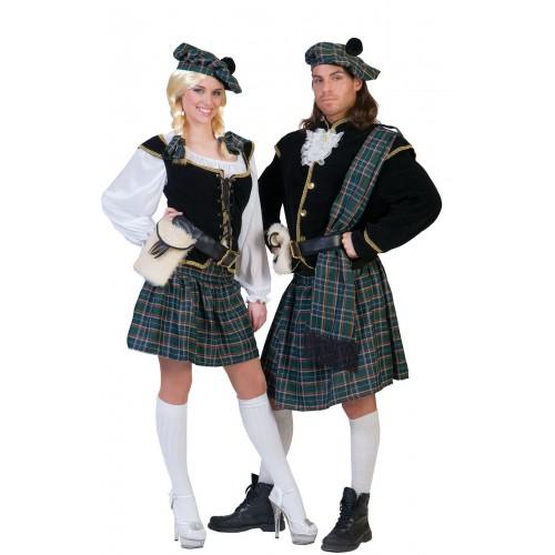 Costume Irlandais