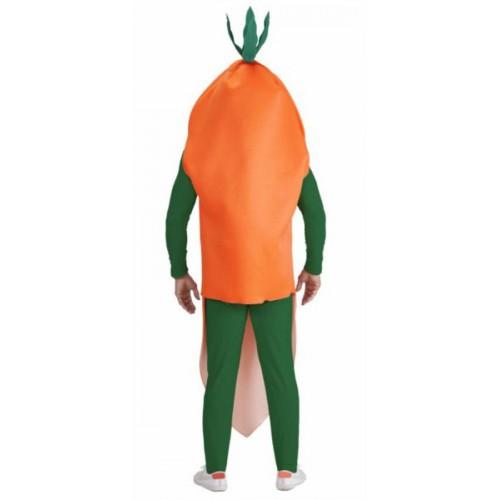 Déguisement carotte