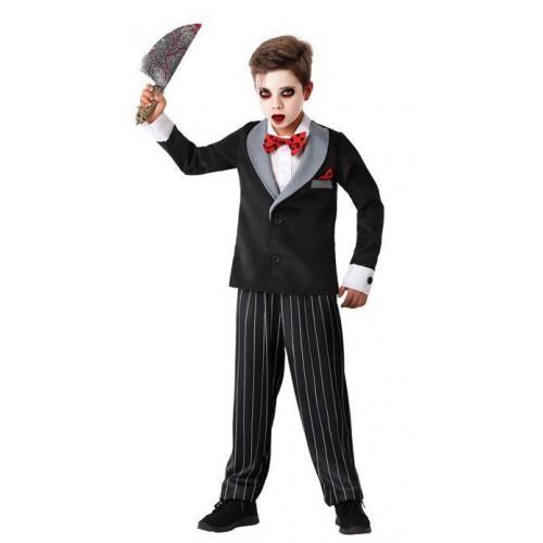 Déguisement marionnette tueuse garçon
