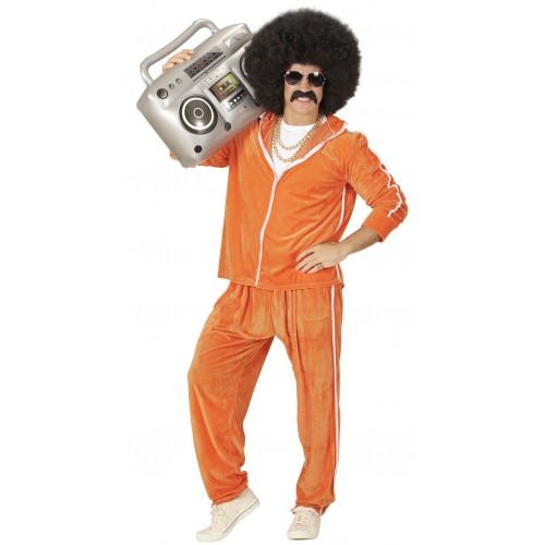Jogging 80's orange