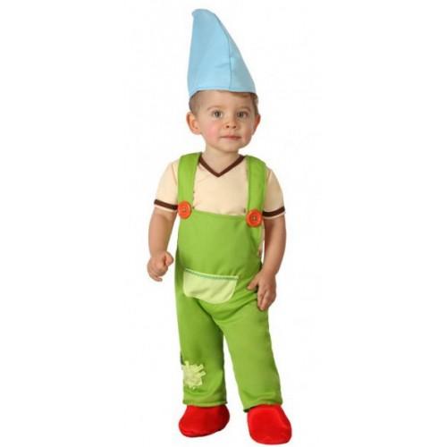 Costume nain de jardin pour enfant