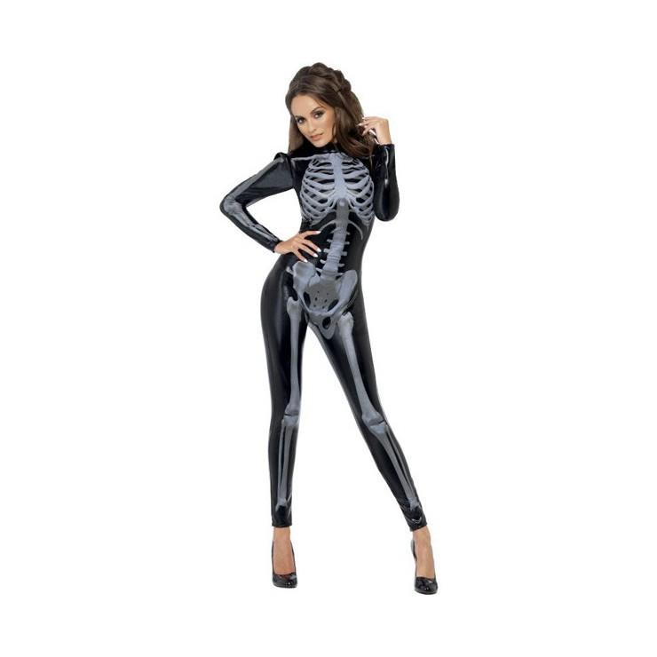 Combi sexy squelette