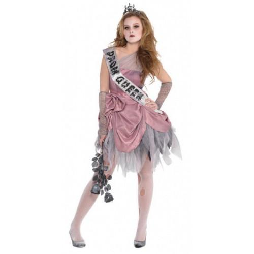 Déguisement prom queen zombie