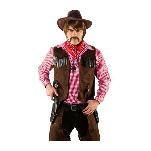 Boléro de cowboy luxe