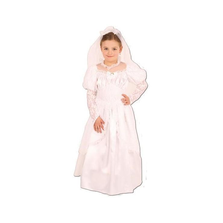 Petite mariée enfant