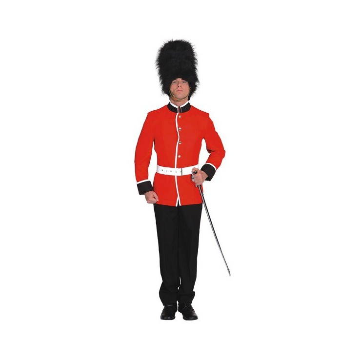 Costume garde royal Britannique