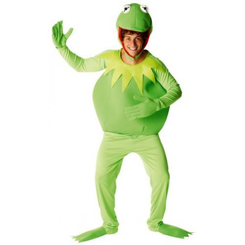 Déguismeent Kermit la grenouille