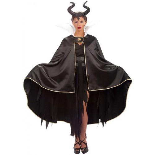 Cape sorcière maléfique