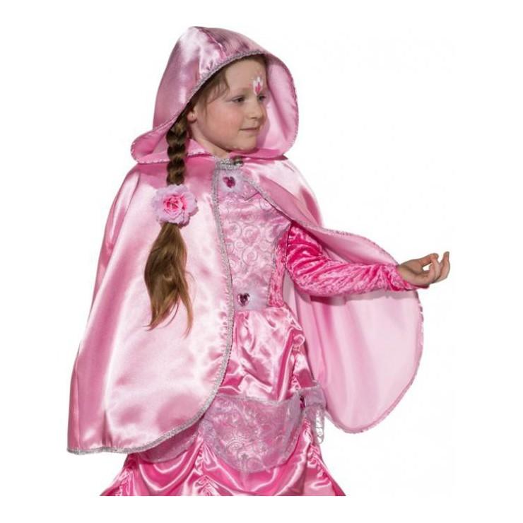 Cape de princesse rose