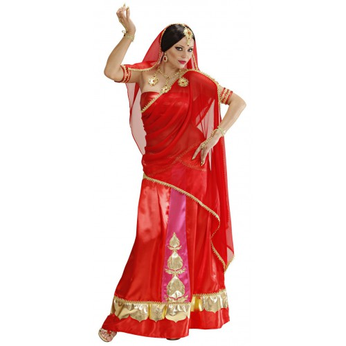 Déguisement diva Bollywood