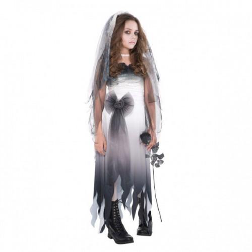 Déguisement graveyard bride