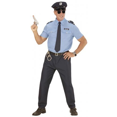 Déguisement de policier adulte