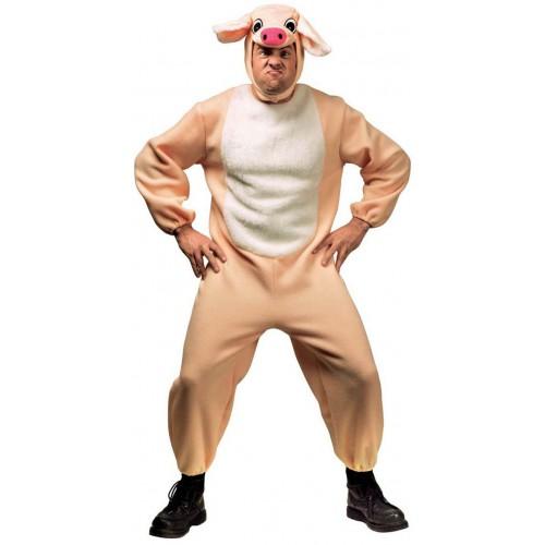 Déguisement cochon Porky