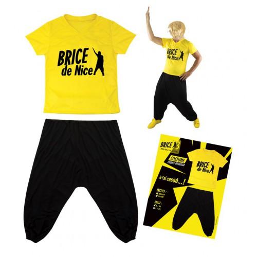 Costume Brice de Nice