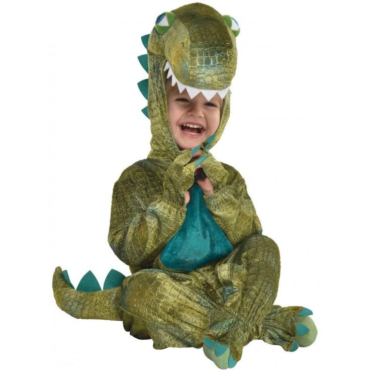 Déguisement bébé dinosaure