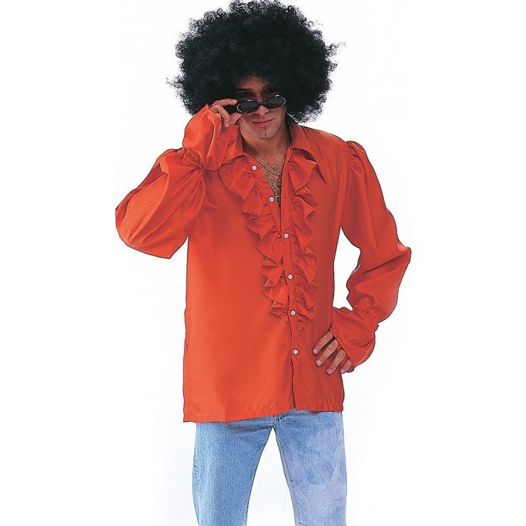 Chemise Chico orange