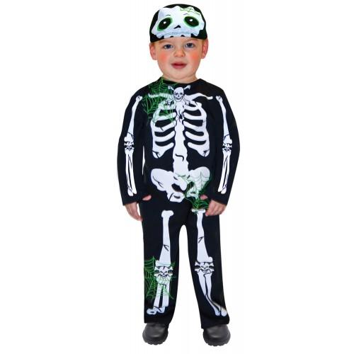Déguisement petit squelette