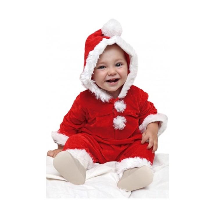 Déguisement bébé père Noël