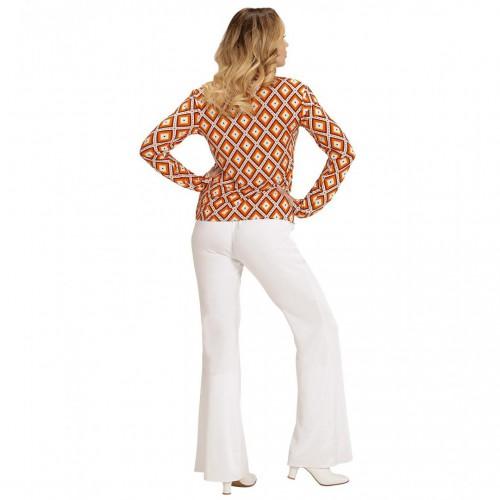 Chemise femme disco Rhombus
