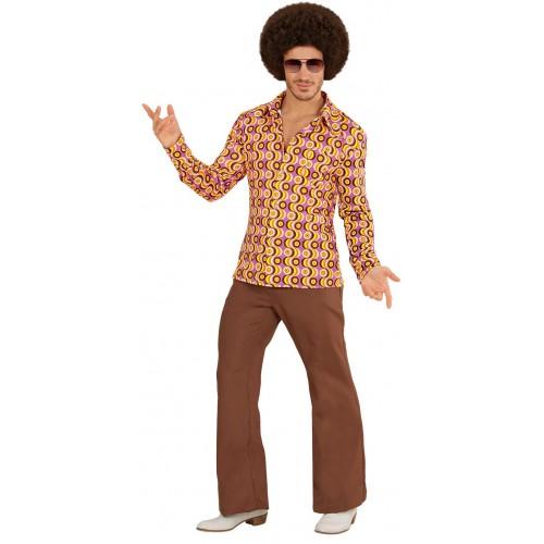 Chemise homme disco Discs