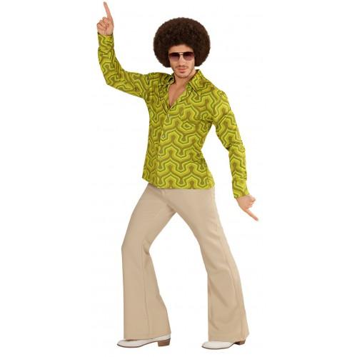 Chemise homme disco Wallpaper