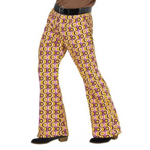 Pantalon homme années 70 Discs
