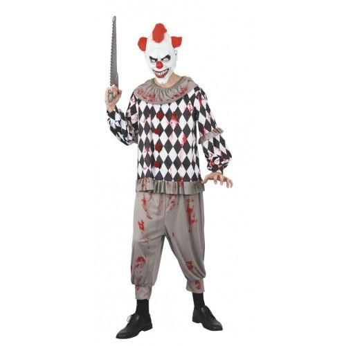Déguisement Clown tueur ado
