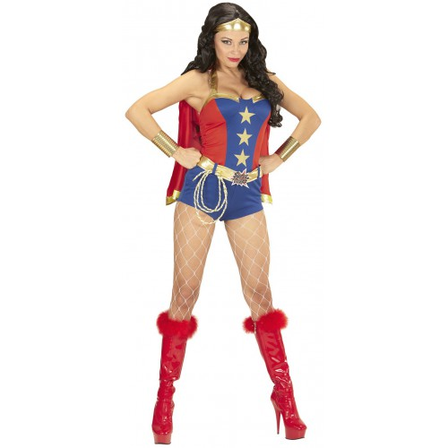 Déguisement Super Powers girl