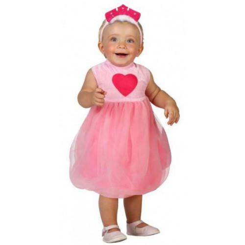 Déguisement bébé princesse