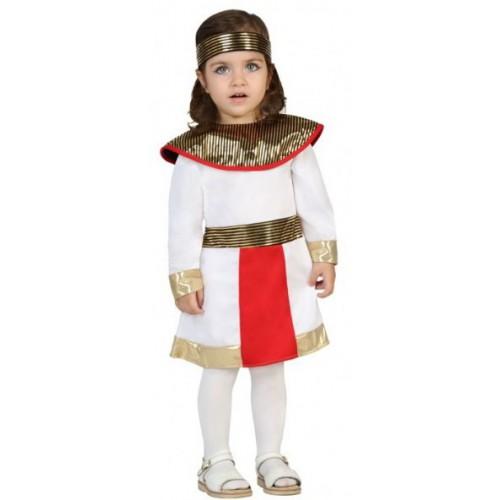 Déguisement bébé Egyptienne