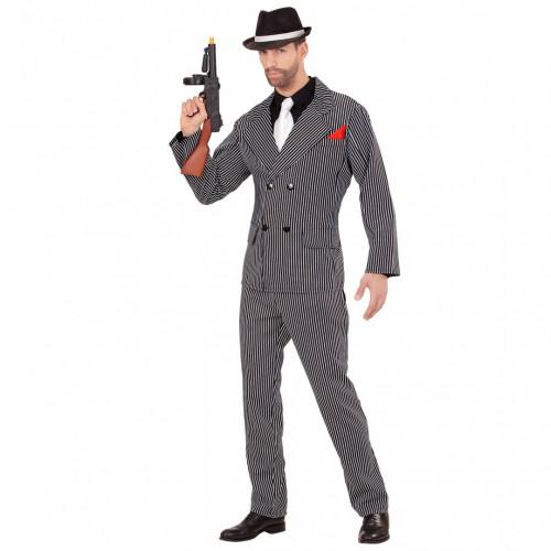 Costume parrain de la mafia