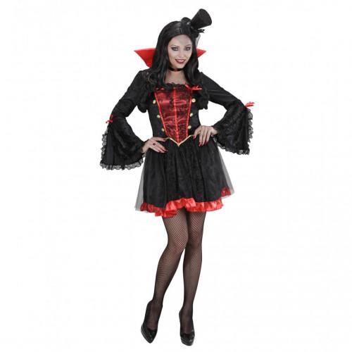 Robe de femme vampire