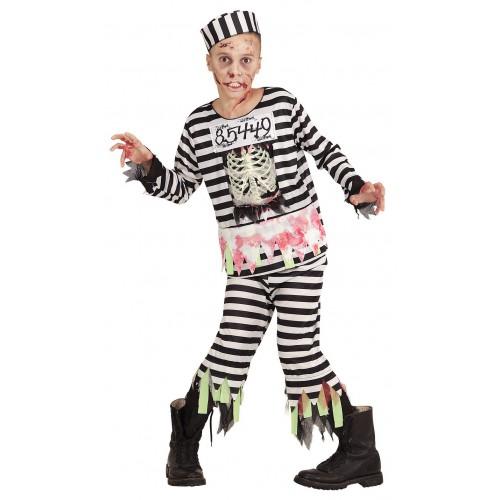 Prisonnier zombie enfant