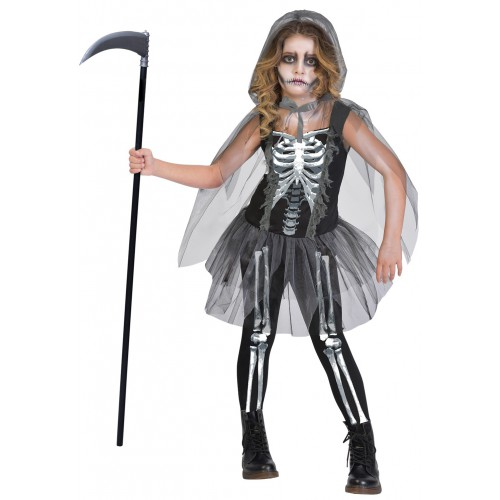 Déguisement reaper girl enfant