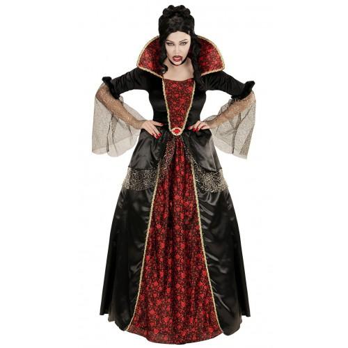 Longue robe vampire