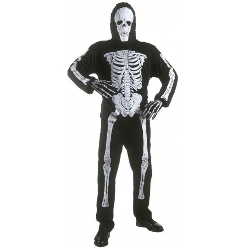 Costume squelette Halloween pour enfant