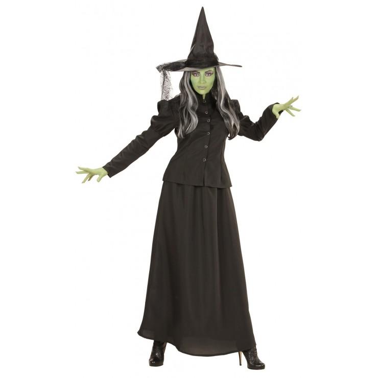 Déguisement sorcière des fables