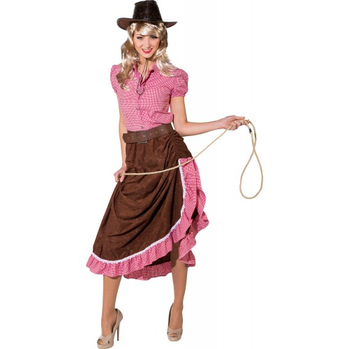 Jupe cowgirl