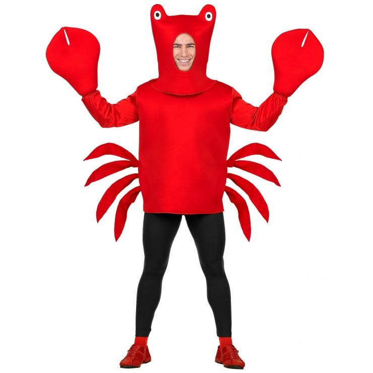 Déguisement de crabe