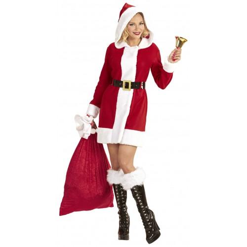 Déguisement miss Noël